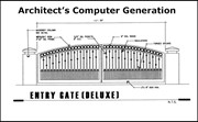 Automatic Gate Design, Fabrication & Installation