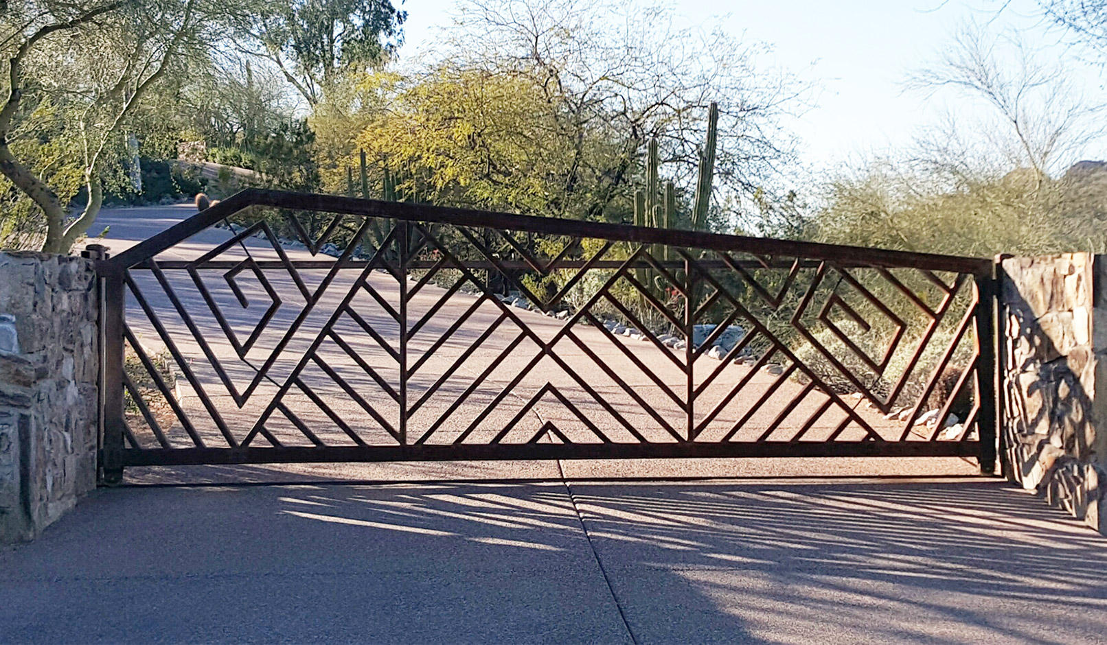 Residential Automatic Security Gates Arizona